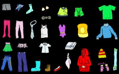 Sexist clothes – gotowa lekcja
