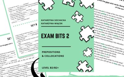 Exam Bits Prepositions & Collocations