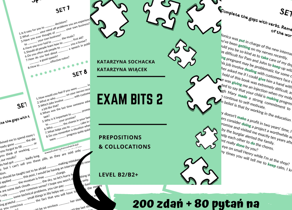 Exam Bits Prepositions & Collocations